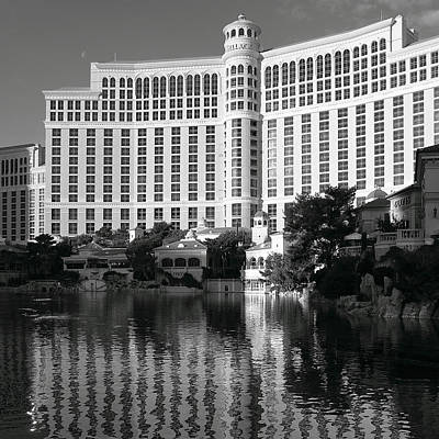 Photograph - Bellagio by Robert Melvin