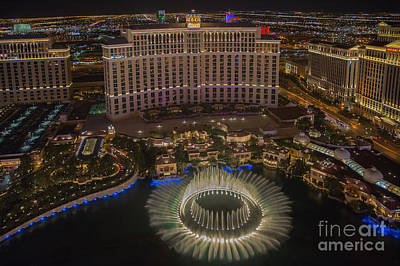 Photograph - Bellagio by Shishir Sathe