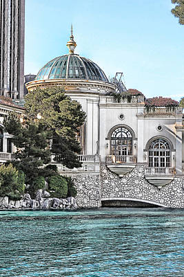Bellagio Art Print