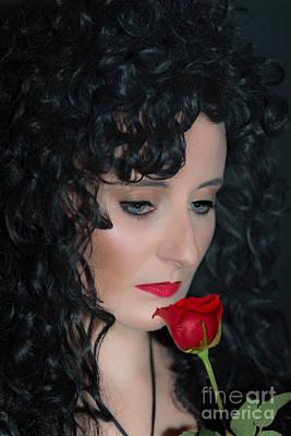 Bellatrix Lestrange Photograph - Bellatrix Lestrange by Amanda Elwell