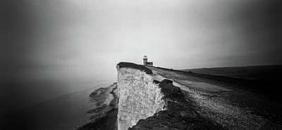 Photograph - Belle Tout Lightouse, Sussex. by Will Gudgeon