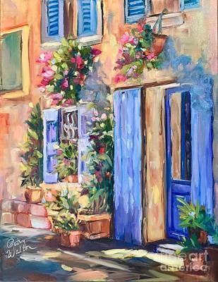 Painting - Belles Fleurs by Patsy Walton