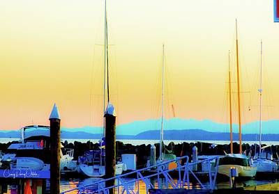 Photograph - Bellingham Bay Pastels by Craig Perry-Ollila