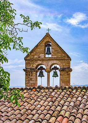 Photograph - Bells Of Assisi by Carolyn Derstine