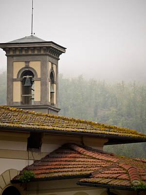 Bells Of Greve In Chianti Art Print