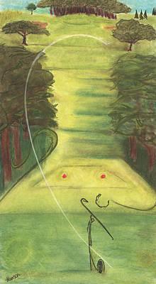 Bellwood Number Seven Art Print by Stu Hanson