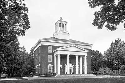 Photograph - Beloit College Middle College  by University Icons