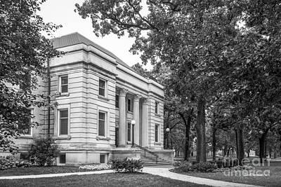 Photograph - Beloit College Pettibone Center by University Icons