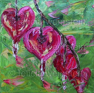 Painting - Beloved by Felicia Weinstein