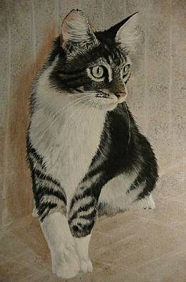 Painting - Beloved Friend by Sheryl Gallant