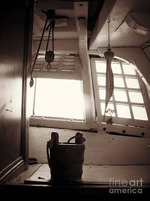 Photograph - Below Deck by Valerie Reeves