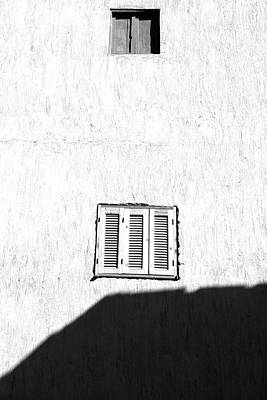 Photograph - Below Fenster by Jez C Self