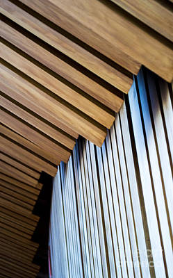 Photograph - Sydney Opera House Paneling by Angela DeFrias
