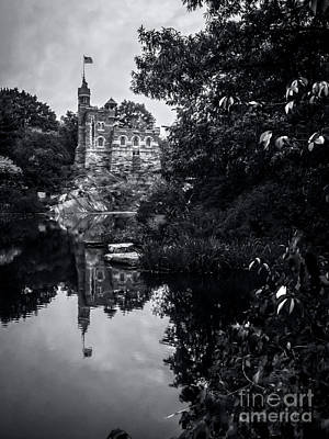 Photograph - Belvedere Castle And The Turtle Pond by James Aiken