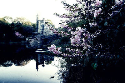New Castle Photograph - Belvedere Castle by Ariane Moshayedi
