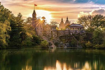 Photograph - Belvedere Castle by Mihai Andritoiu
