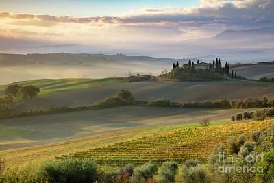 Photograph - Belvedere Morning by Brian Jannsen