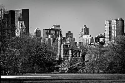 Photograph - Belvedere Skyline by Alan Raasch