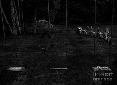 Photograph - Belvidere Playground 1 by James Aiken
