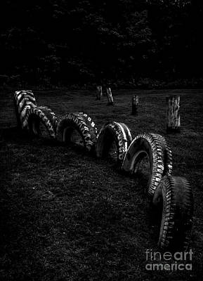 Photograph - Belvidere Playground 2 by James Aiken