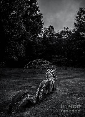 Photograph - Belvidere Playground 3 by James Aiken