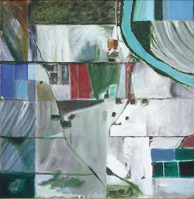 Hot Wax Painting - Belzoni Series 080804 by John Warren OAKES