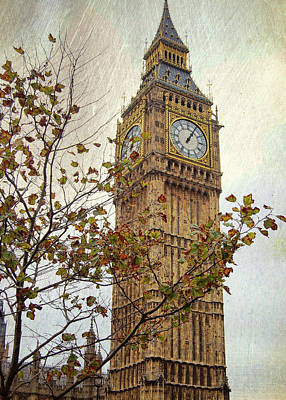 Ben In Autumn Art Print by JAMART Photography