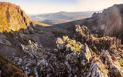 Boulder Wall Art - Photograph - Ben Lomond National Park by Jorgo Photography - Wall Art Gallery