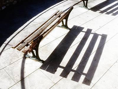 Benchmark Photograph - Benchmark by Julian Darcy