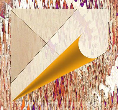 Digital Art - Bend by Iris Gelbart