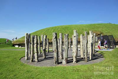 Photograph - Bend Of Boyne Ireland 3 by Rudi Prott