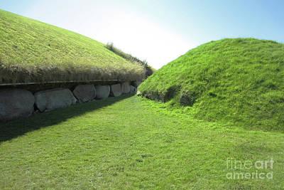 Photograph - Bend Of Boyne Ireland 4 by Rudi Prott