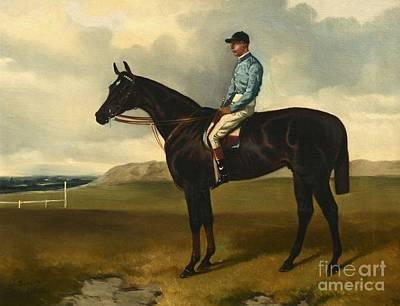 Alfred Wheeler Painting - Bendigo by MotionAge Designs