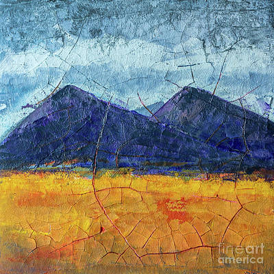 Painting - Beneath The Fruited Plain by Susan Cole Kelly Impressions
