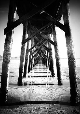 Photograph - Beneath The Pier by Tara Turner