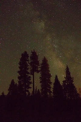 Photograph - Beneath The Stars by Wes Jimerson