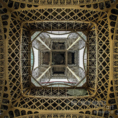 Photograph - Beneath The Tower by Howard Ferrier