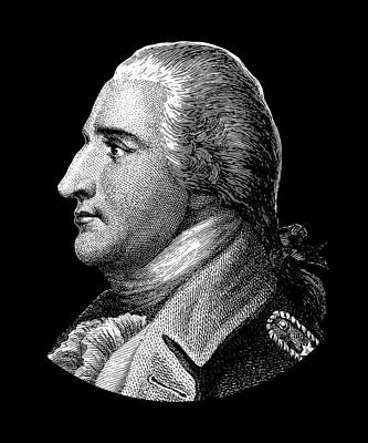 Store Digital Art - Benedict Arnold - The Traitor  by War Is Hell Store