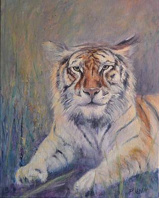 Wall Art - Painting - Bengal Beauty by Paula Noblitt