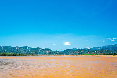 Benis Photograph - Beni River And Hills by Jess Kraft