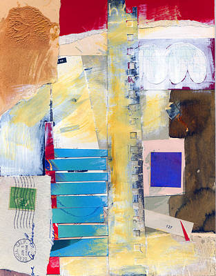 Mixed Media - Benicia by Christina Knapp