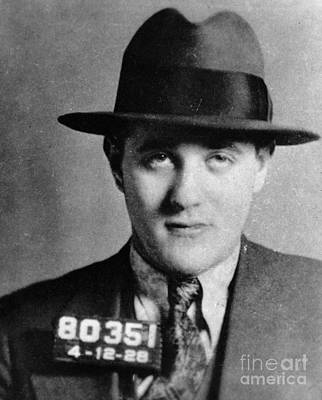 Photograph - Benjamin Bugsy Siegel by Granger