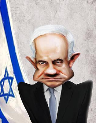 Benjamin Netanyahu Original