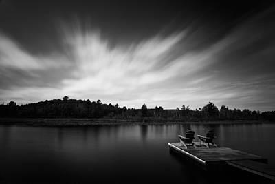 Photograph - Benoir Lake by Alapati Gallery