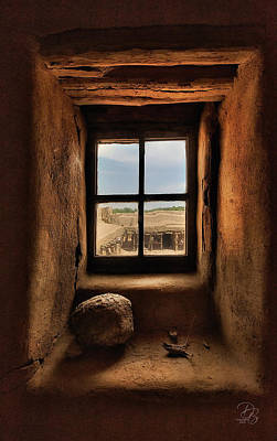 Devils Claw Photograph - Bent's Old Fort by Debi Boucher