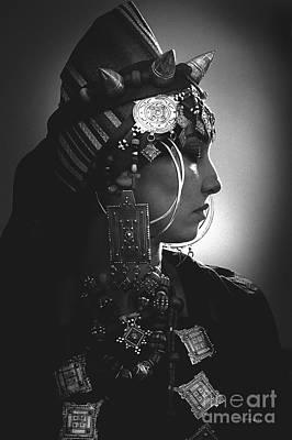 Photograph - Berber Portrait by Jonathan Wommack