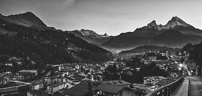 Photograph - Berchtesgaden At Sunrise by Pixabay
