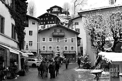 Photograph - Berchtesgaden Day by John Rizzuto