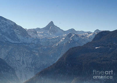 Photograph - Berchtesgaden National Park 1 by Rudi Prott