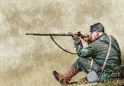 Berdan's Sharpshooters  Art Print